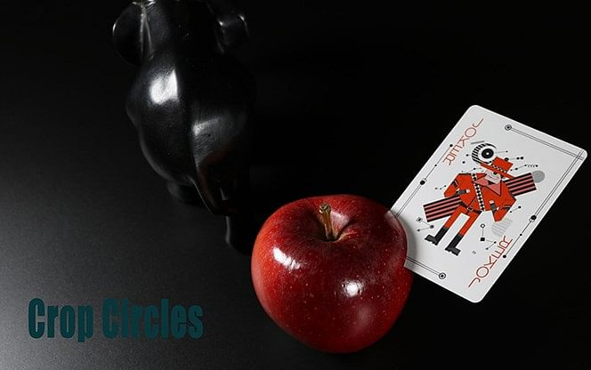 The Circle Crop Playing Cards - magic