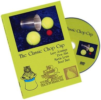 The Classic Chop Cup - magic