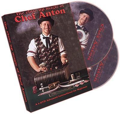 The Close-Up Magic of Chef Anton - magic
