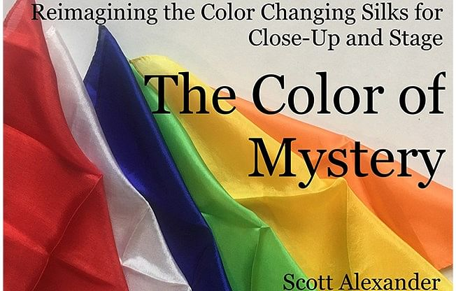 The Color of Mystery - magic