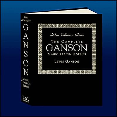 The Complete Ganson Teach-In Series Deluxe Edition - magic