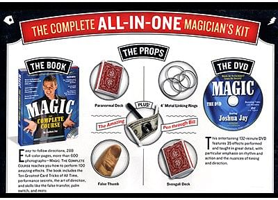 The Complete Magician Kit