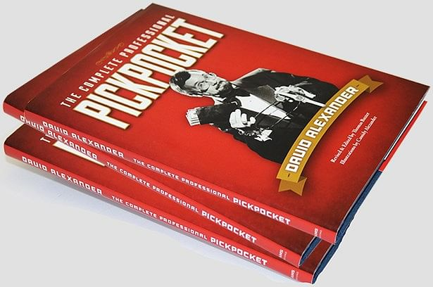 The Complete Professional Pickpocket Book