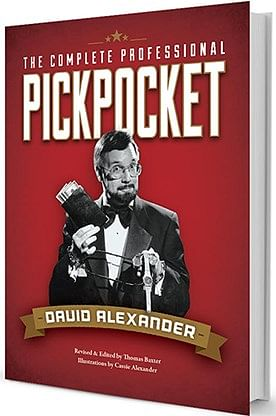 The Complete Professional Pickpocket Book - magic
