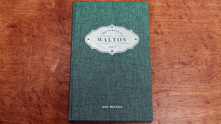 The Complete Walton Volume 3 - magic