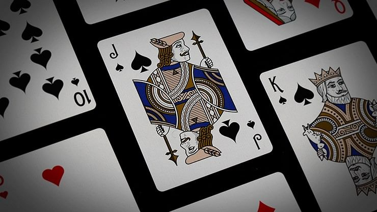 The Conjurer Playing Cards
