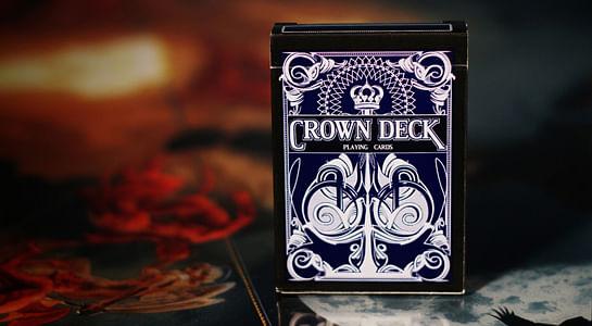 Blue Crown Deck - magic