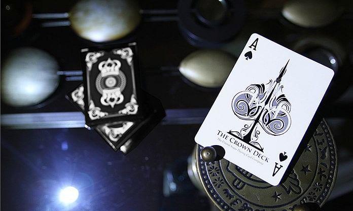 The Crown Deck (Black)