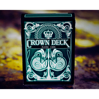 Green Crown Deck - magic