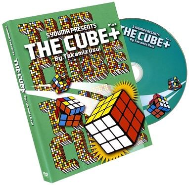The Cube PLUS - magic