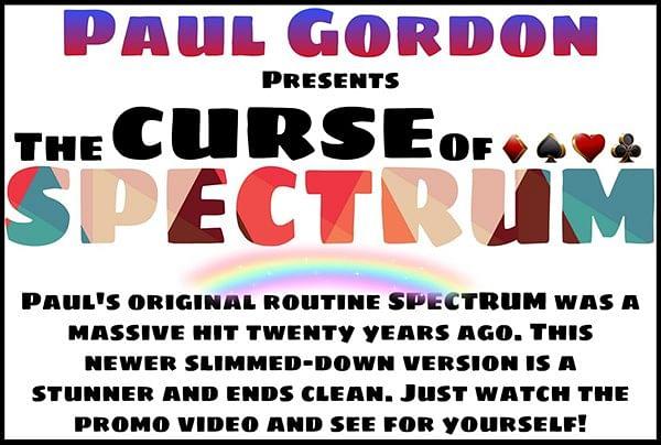 The Curse of Spectrum - magic