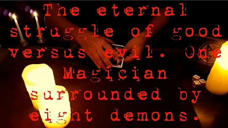 The Devil & the Magician