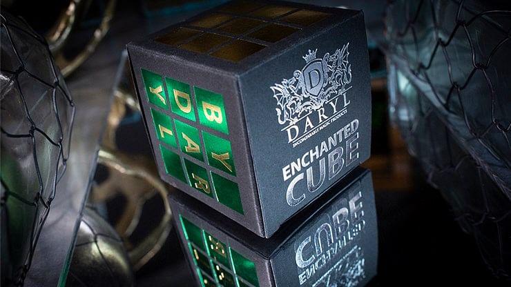 The Enchanted Cube - magic