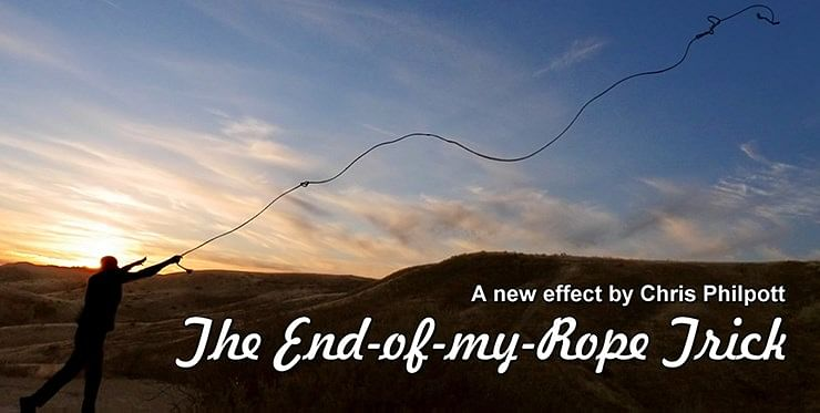 The End of My Rope