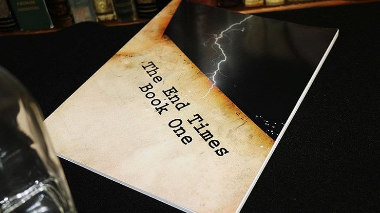 The End Times Book One - magic