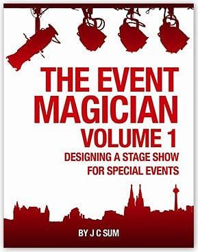 The Event Magician - magic