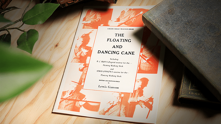 The Floating and Dancing Cane - magic