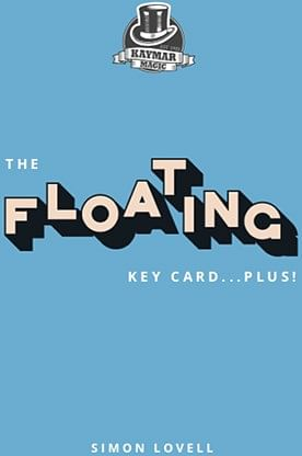 The Floating Key Card...Plus! - magic