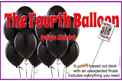 The Fourth Balloon - magic