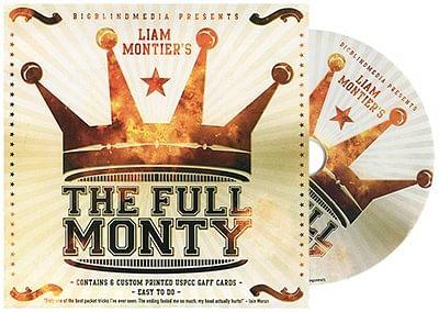 The Full Monty - magic