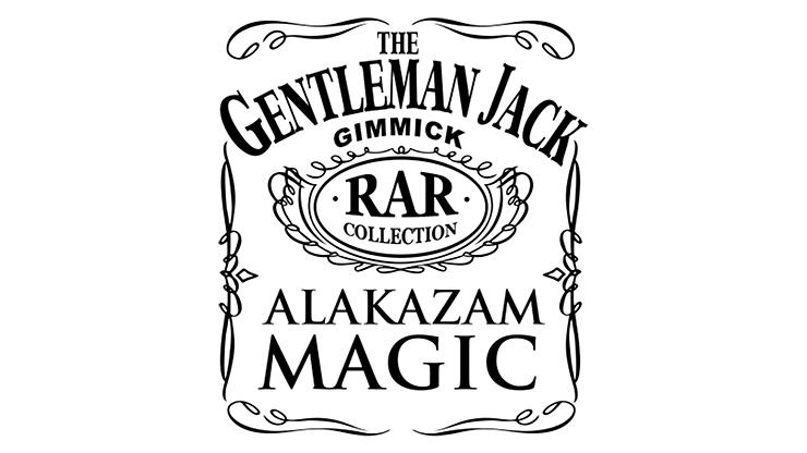 The Gentleman Jack Wallet - magic