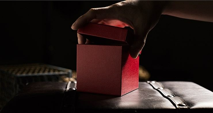 The Gift Red Limited Edition
