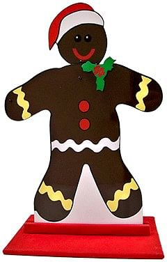 The Gingerbread Man - magic