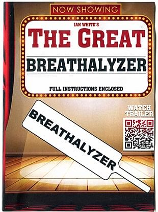 The Great Breathalyzer Paddle - magic