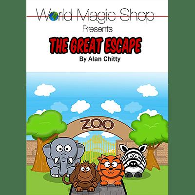The Great Escape (children's effect) - magic
