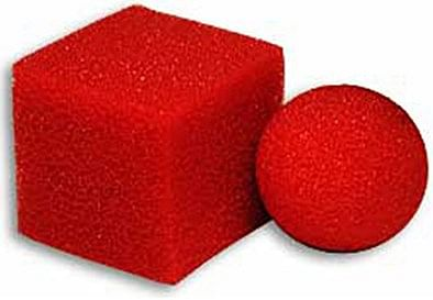 The Great Square Ball Mystery - magic