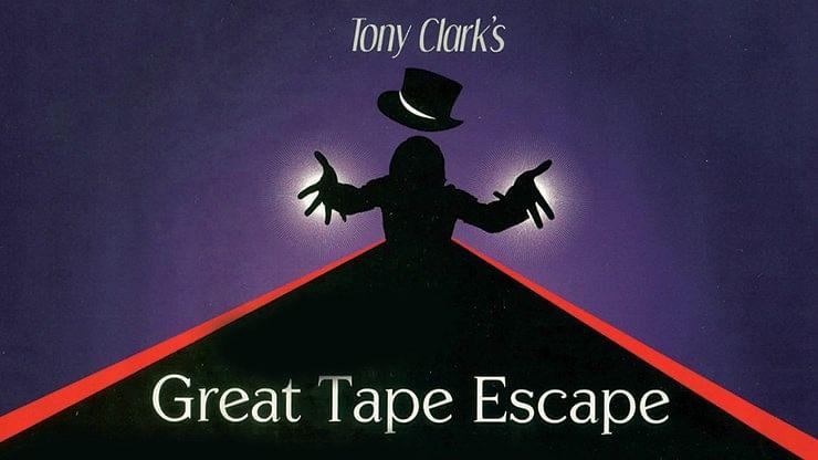 The Great Tape Escape - magic