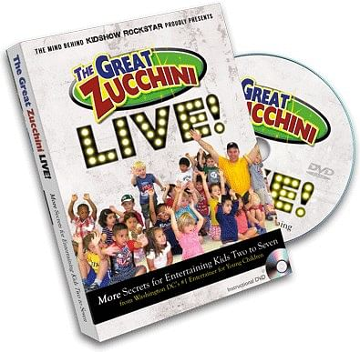 The Great Zucchini Live! - magic
