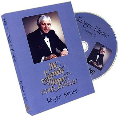 The Greater Magic Video Library Volume 12 - Roger Klause - magic