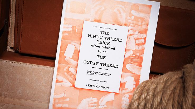 The Hindu Thread Trick - magic