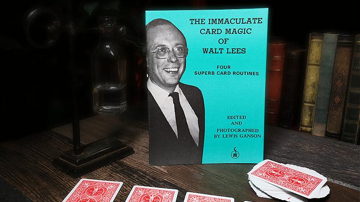 The Immaculate Card Magic of Walt Lees - magic