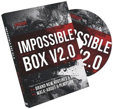 The Impossible Box 2.0 - magic