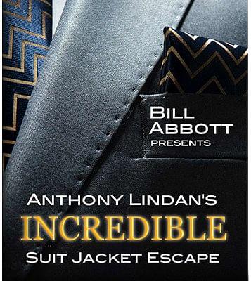 The Incredible Suit Jacket Escape (Routine - magic