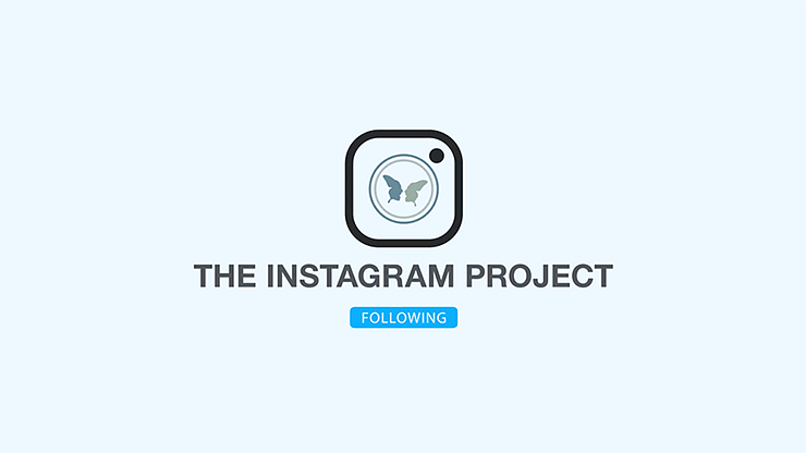 The Instagram Project - magic