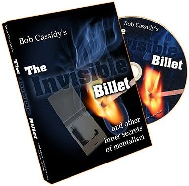 The Invisible Billet CD - magic