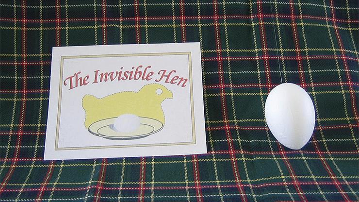 The Invisible Hen - magic