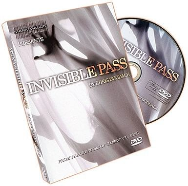 The Invisible Pass - magic