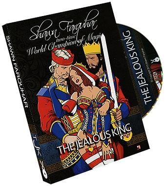 The Jealous King - magic