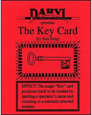 The Key Card - magic