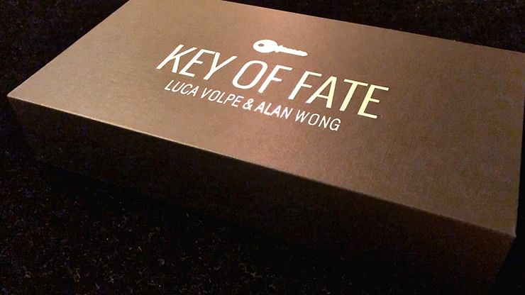 The Key of Fate - magic