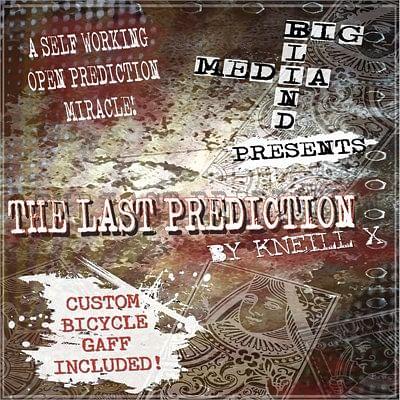 The Last Prediction - magic