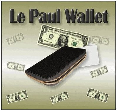 The Le Paul Wallet - magic