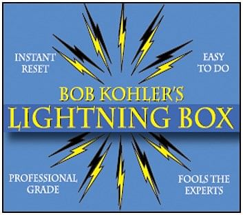 The Lightning Box - magic