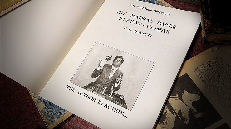 The Madras Paper Repeat Climax