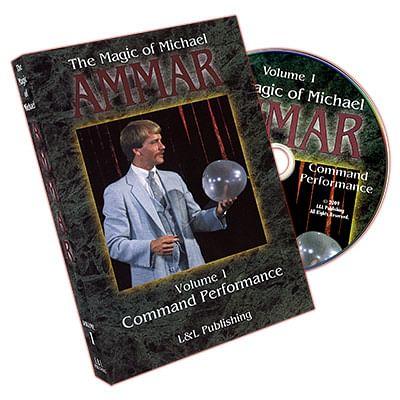 The Magic of Michael Ammar 1 - 4 - magic