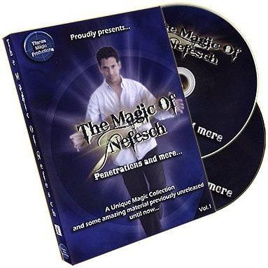 The Magic Of Nefesch Volume 1 - magic